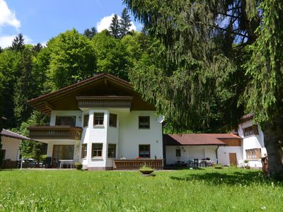 Photo for Bright and modern ground floor apartment with terrace in Schönau am Königssee