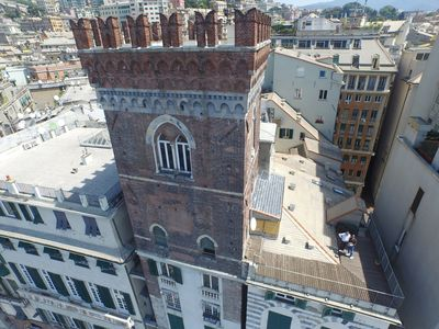 Photo for Luxury Apartment In A Medieval Tower In The Heart Of The City