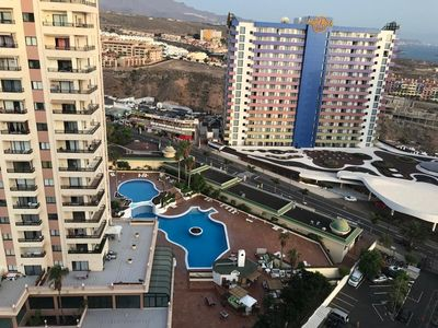 Photo for Apartment in Playa Paraíso with incredible views.