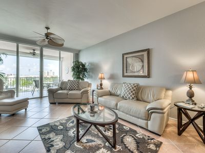 Photo for Palm Harbor --Luxury Handicap Acc. Condo--Marina/Gulf View