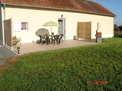 Photo for Gite Valigny, 2 bedrooms, 4 persons