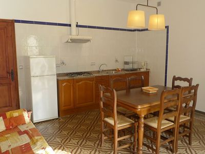 Photo for Apartment 243 m from the center of Cunit with Parking, Washing machine, Pool, Terrace (301897)