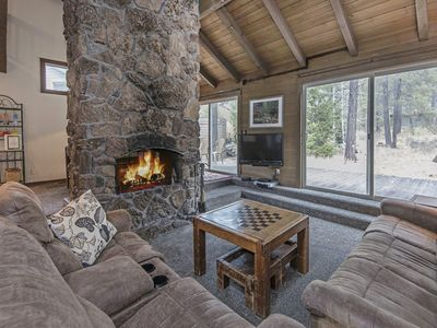 Photo for Great Pet-Friendly Sunriver Home w/Hot Tub, SHARC passes, WiFi, WoodFireplace