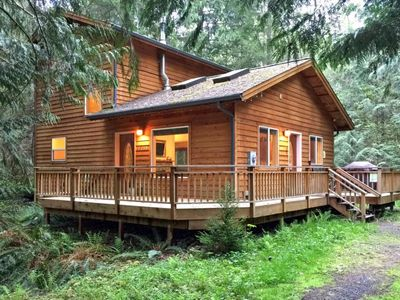 Photo for Vacation home 64MBR Cabin near Skiing and Hiking  in Mt. Baker/ Glacier, Washington - 6 persons, 2 bedrooms