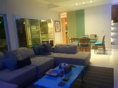 Photo for 4BR Townhome Vacation Rental in Bertioga, SP