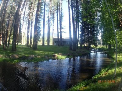 Photo for Camp Sherman  streamside get away
