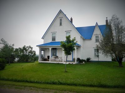 Photo for Bed and Breakfast with Rustic Farmhouse Hospitality and Panoramic Views