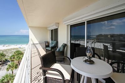 Kick back and relax at this lovely Madeira Beach vacation rental property!
