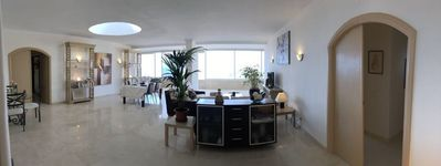 Photo for panoramic sea view, 2 bedroom apartment south tenerife