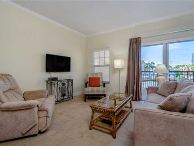 Photo for The Palms of Treasure Island 106, 2 Bedrooms, WiFi, Pool Access, Sleeps 6
