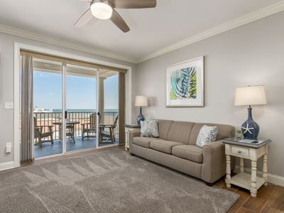 Photo for Stunning Boardwalk Condo new for 2020!
