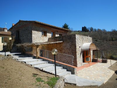 Photo for Holiday apartment Greve in Chianti for 1 - 2 persons - Holiday apartment