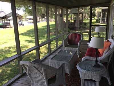 Photo for 2BR Cabin Vacation Rental in Odessa, Florida