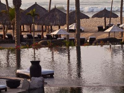 Photo for Top-Rated Cabo Luxury Resort 1BR w/ WiFi, Resort Spa & Pool