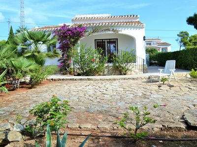 Photo for Holiday rental house 4 persons Javea Spain costa blanca
