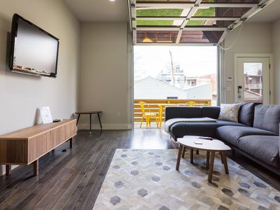 Photo for Three Floor Smart Home w/ Garage in The Grove