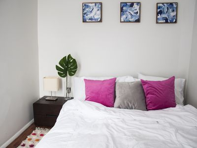 Photo for Sunny Apartment Close To NYC