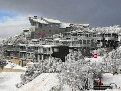 Photo for MARK II 4W:  EXECUTIVE WITH VIEWS MOUNT BULLER VILLAGE