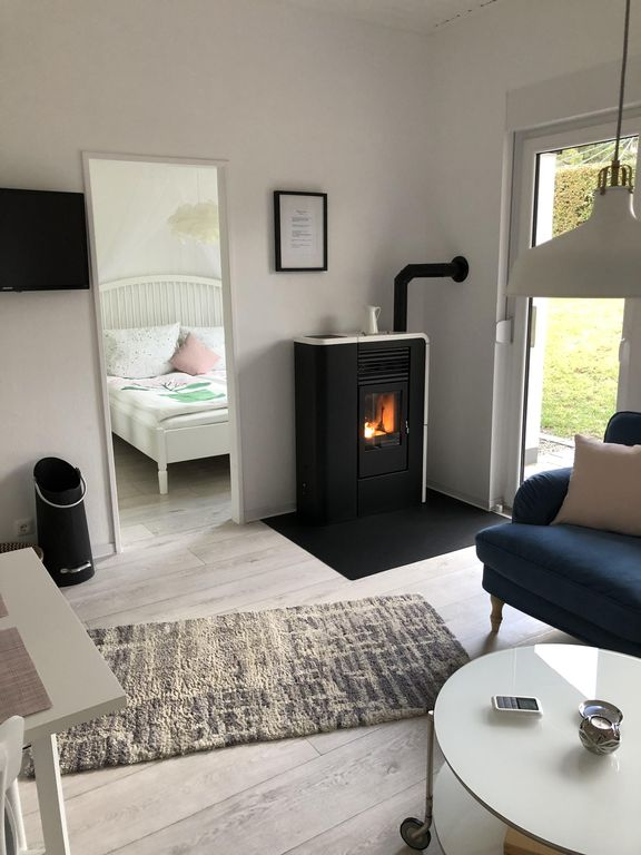 2017 Renovated Cozy Holiday Home 3 People Recreation And