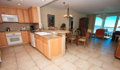Photo for 2 bedroom Gulf Front Skyhome.