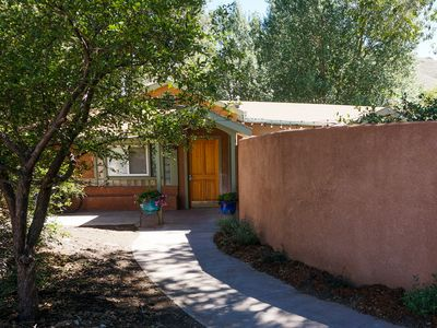 Photo for Frontside Hacienda In The Heart of Downtown Salida! Private Courtyard & Hot tub!