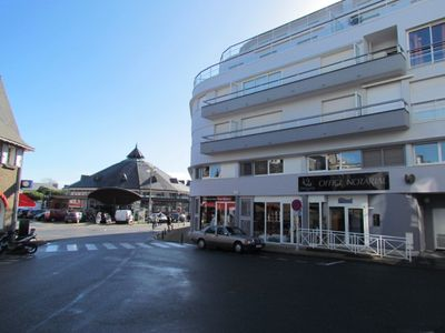 Photo for Apartment for 2/4 people on Pornichet's marketplace, 150 m away from the beach