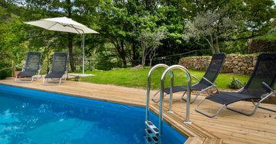 Photo for La Volpe - Confort and luxury. Perfect location for your preciouse holidays