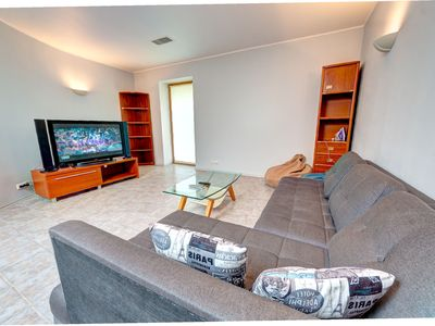 Photo for Spacious four-room apartment on Gonchara street