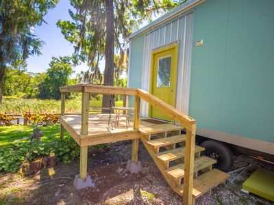 Photo for Luxury Tiny House on The Water in Central Florida