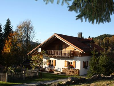 Photo for Idyllic, natural holiday home at the Bavarian Forest National Park
