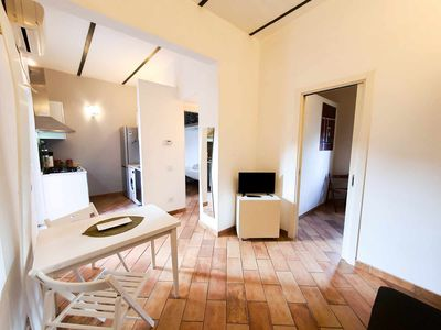Photo for Cozy Apartment in Pigneto up to 4