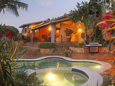 Photo for Stunning Mexican Style Villa, Pool Swim-up Bar, Jacuzzi, Gym SPECIAL OFFER!