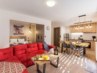 Photo for Superior Appartment with private Jacuzzi