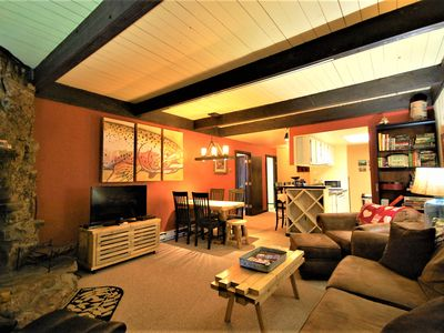 Photo for Recently Updated Ski-In/Out Condo w/ Fireplace, Great for Families & Dogs