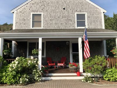 Photo for Updated Townhouse in quiet cul-de-sac close to National Seashore bike trails