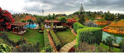 Photo for 5BR Country House / Chateau Vacation Rental in Guatape, antioquia
