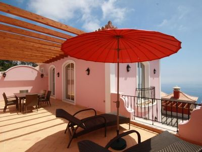 Photo for Vacation home 3-bedroom Villa with Sea View  in Madeira/ Funchal, Madeira - 6 persons, 3 bedrooms