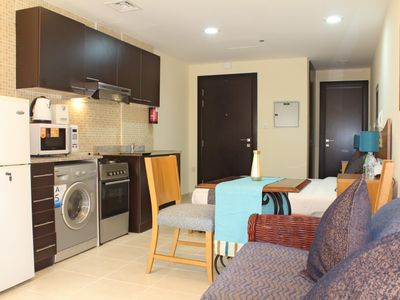 Photo for Fully Furnished Studio Apartment in Silicon Gates 2- Silicon Oasis