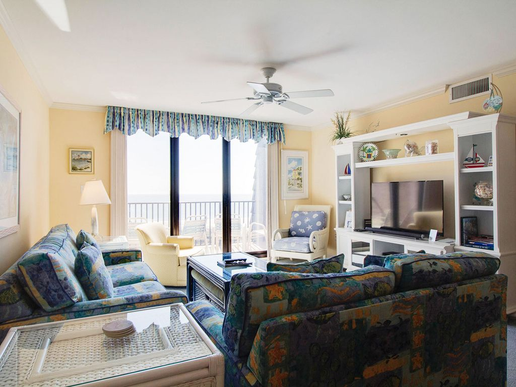 5th floor penthouse at the Island Club #55... - VRBO