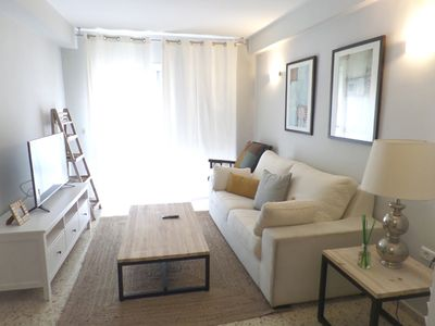 Photo for Estepona Charming apartment by the sea and center.