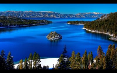 Lake Views! ***SKI OUT on Heavenly Mountain*** No traffic, 8,000 ft. elevation