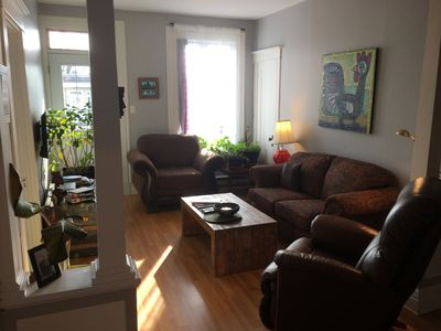 Photo for VAST AND BRIGHT IN THE HEART OF QUEBEC * offers stays of 32 days *