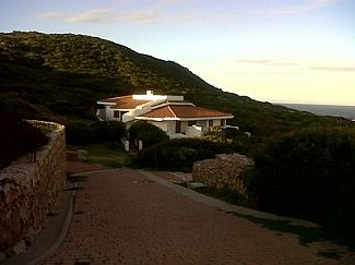 Villa with Sea Views to Corscia and Asinara on Prestigious Residential Park