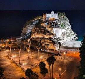 Norman Cathedral, Tropea, Calabria, Italy