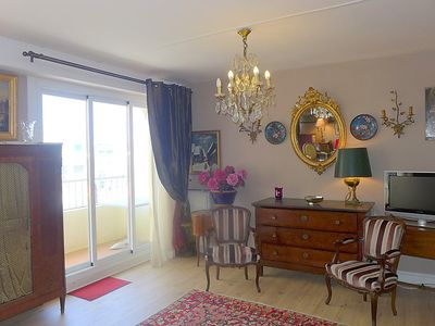 Photo for Apartment Bellevue Clemenceau in Biarritz - 6 persons, 3 bedrooms