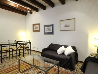 Photo for COMFORTABLE APARTMENT IN SAN MARCO IN THE STREET OF SHOPPING - WITH ELEVATOR