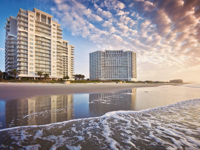 Photo for Myrtle Beach, SC: 1 BR w/Pools, Lazy Rivers, Beach- Watersports, Shopping & More