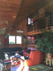 Photo for Amazing chalet with pool access