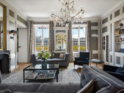 Photo for Louvre / Palais Royal Amazing Three Bedroom