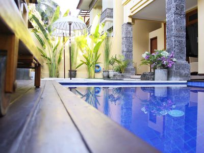 Photo for Family Vacation Home in Kuta Centre